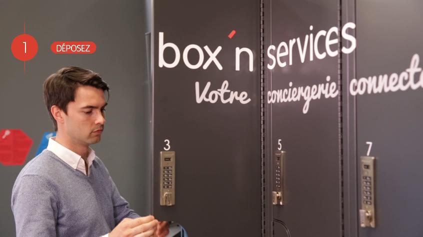 Publicitaire - Box&Services